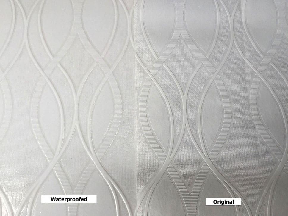 Paintable Wallpaper Waterproofed