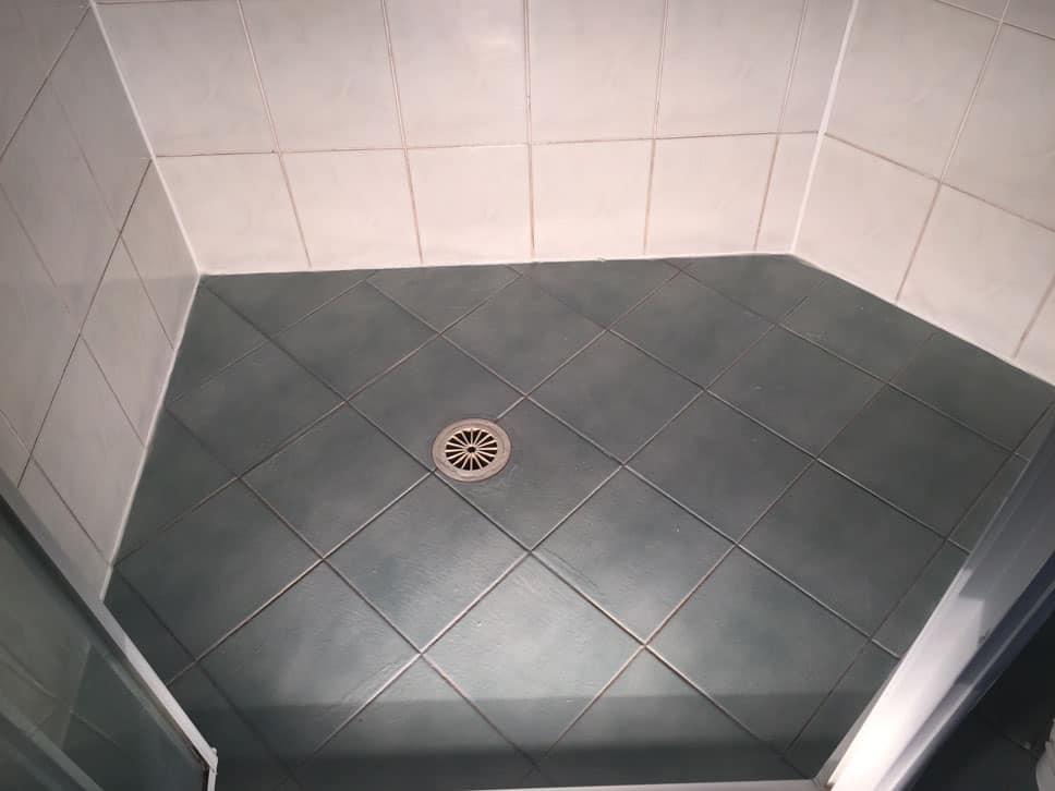 Green Shower After
